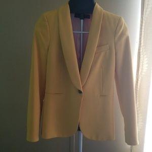 Zara Mustard blazer